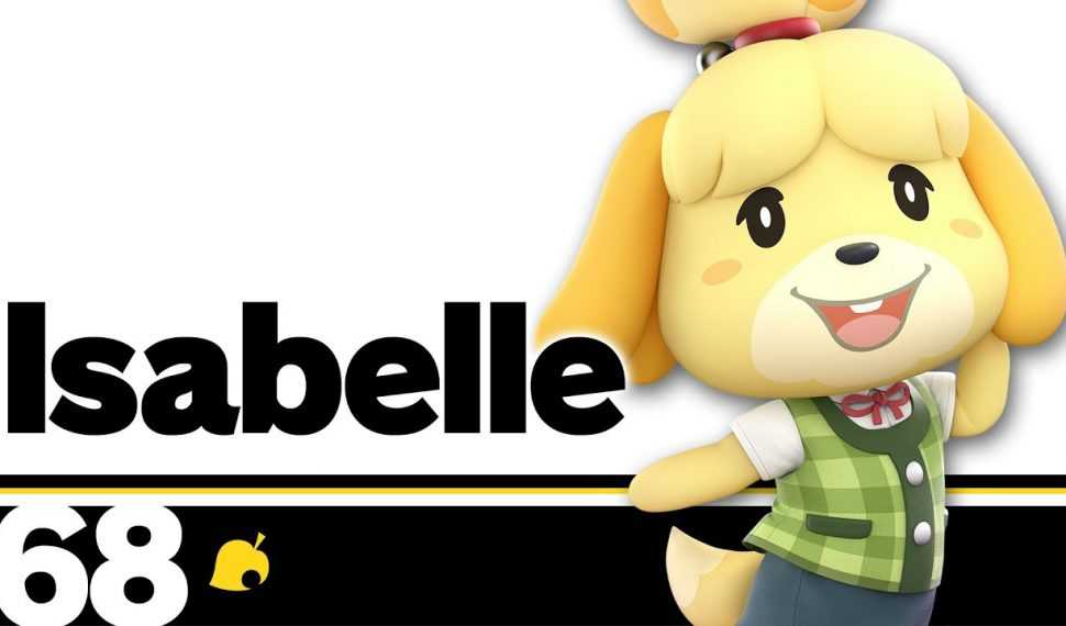 Canela de Animal Crossing, nuevo personaje confirmado para Super Smash Bros Ultimate