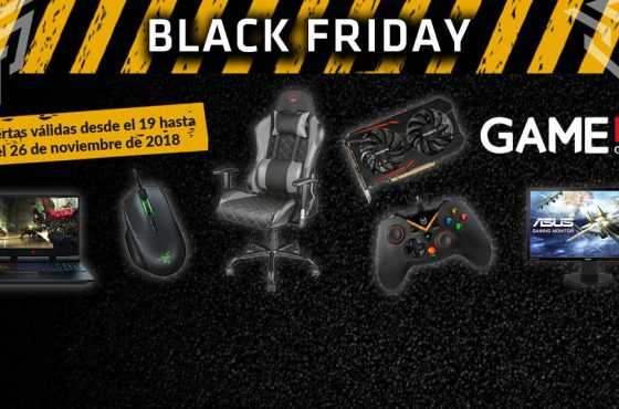 El Black Friday llega a GAME con estas ofertas para PC Gaming