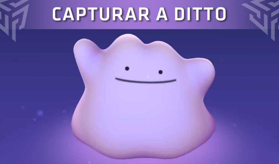 Pokémon Go: ¿Cómo atrapar a Ditto?