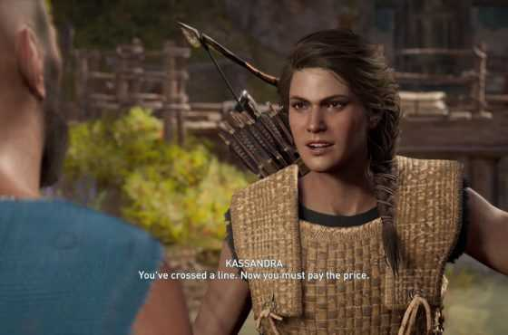 El curioso Easter Egg de Donald Trump en Assassin's Creed Odyssey