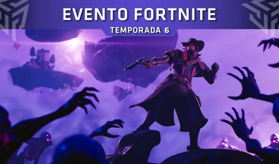 ¡Hoy tendrá lugar el evento en tiempo real de Fortnite!