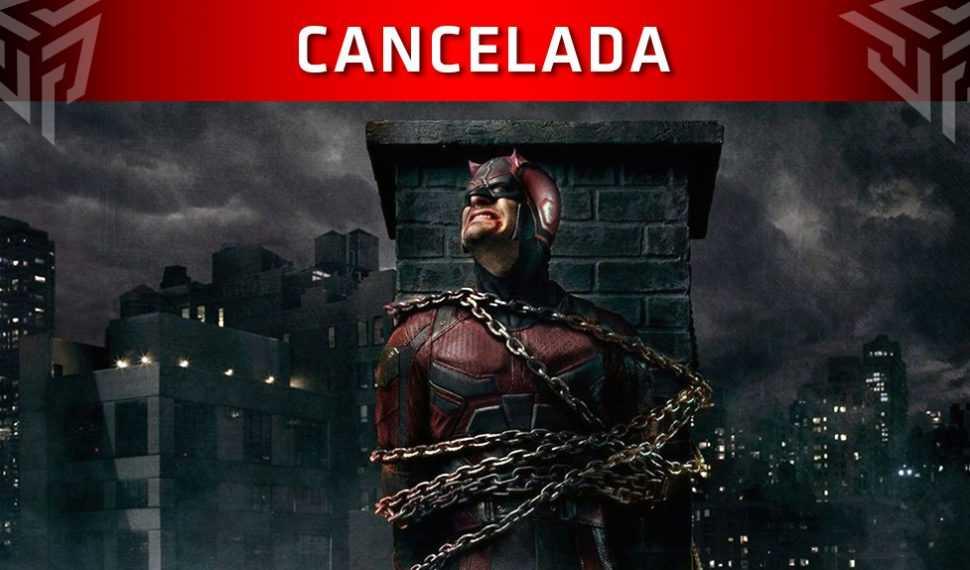Netflix cancela la serie de Daredevil tras 3 temporadas
