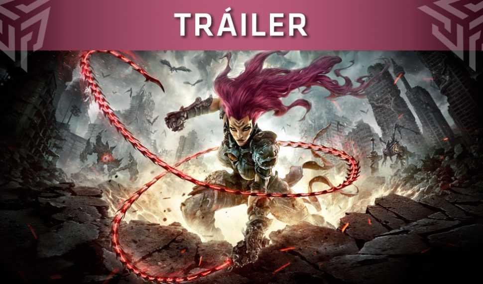 """Darksiders III muestra su nuevo tráiler """"El Apocalipsis de Furia"""""""