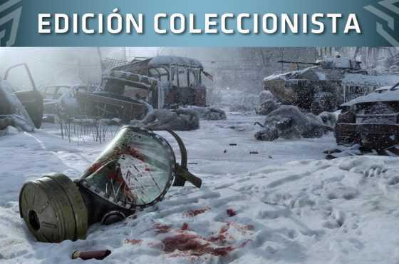 Metro Exodus presenta su espectacular edición coleccionista: «Spartan Collector's Edition»