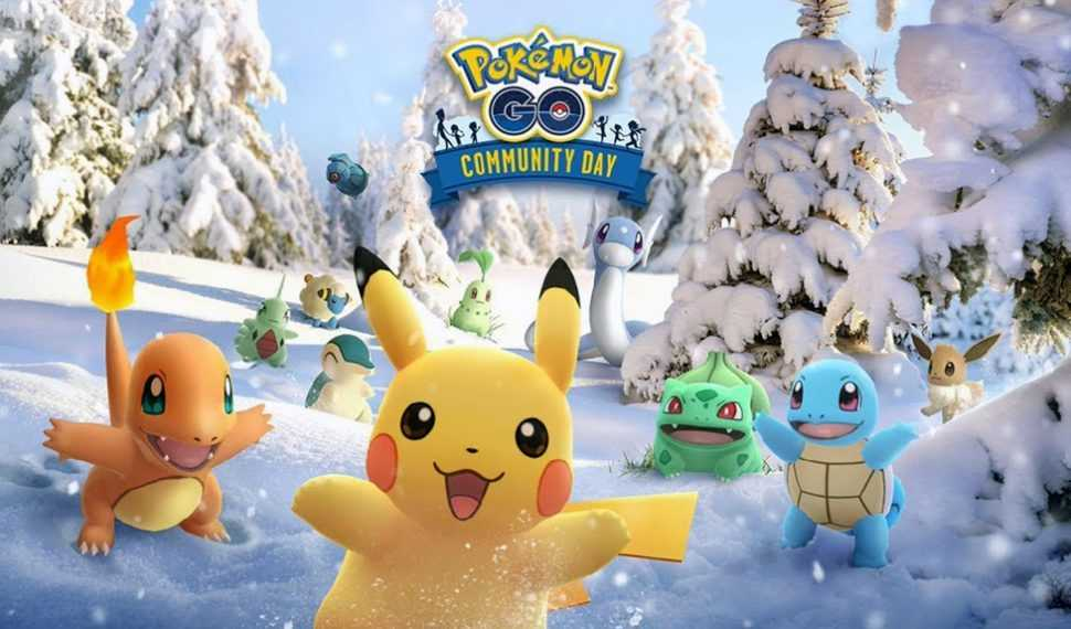 Pokémon Go anuncia un aumento del almacenamiento Pokémon y el Día de la Comunidad
