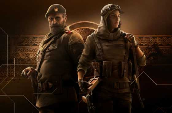 "Ubisoft presenta la nueva ""Operation Wind Bastion"" de Rainbow Six Siege"