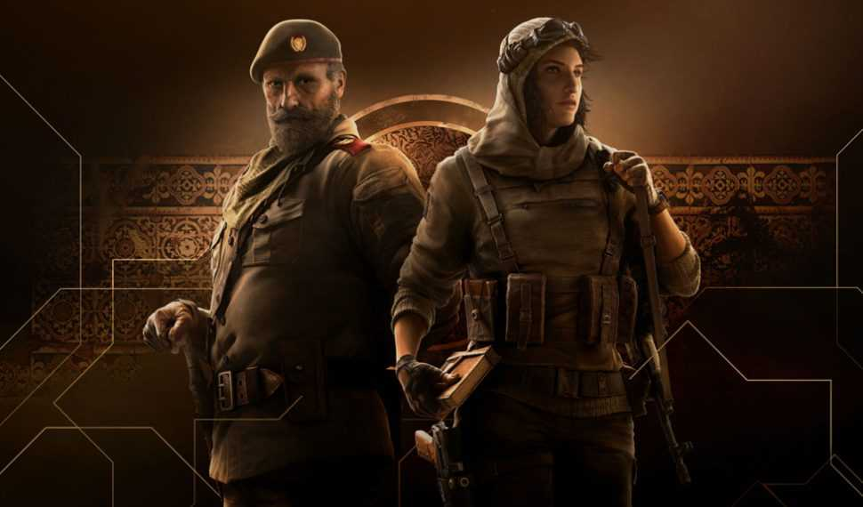 Ubisoft presenta la nueva «Operation Wind Bastion» de Rainbow Six Siege