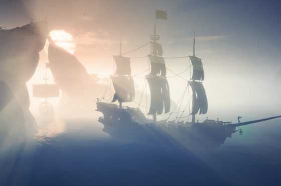 "La nueva actualización ""Shrouded Spoils"" te espera para navegar en Sea of Thieves"