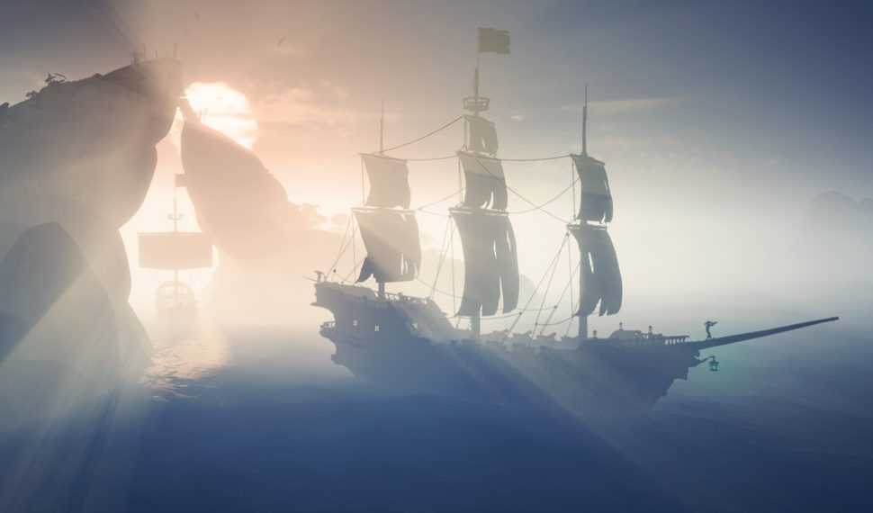 La nueva actualización «Shrouded Spoils» te espera para navegar en Sea of Thieves