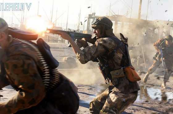 Este es todo el contenido disponible en la beta abierta multijugador de Battlefield V