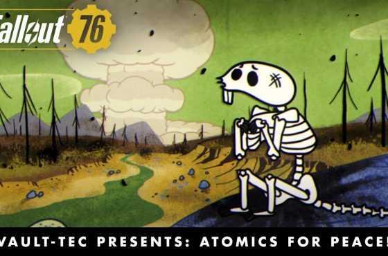 Fallout 76 nos alienta a usar represalias nucleares contra los abusones