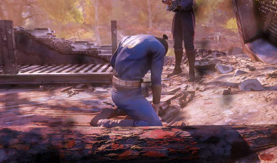 Fallout 76 desbloquea la tasa de FPS en PC