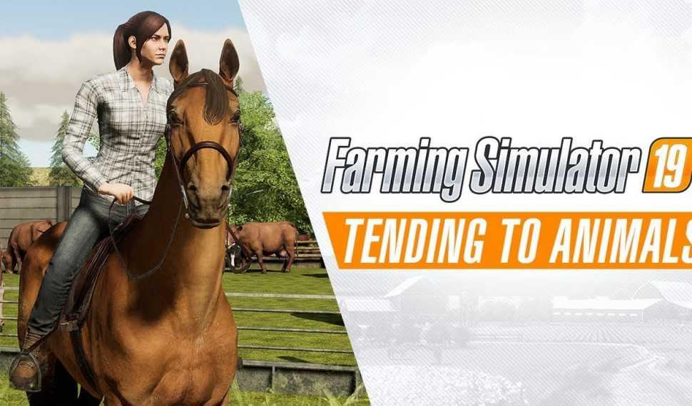 Farming Simulator 19 llega el 20 de noviembre a PlayStation 4, Xbox One y PC