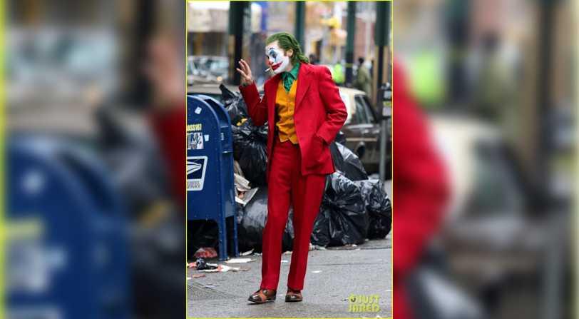 imágenes joker Joaquin Phoenix