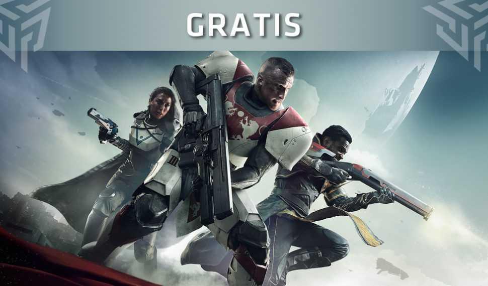 ¡Destiny 2 estará disponible de forma gratuita durante un tiempo limitado!