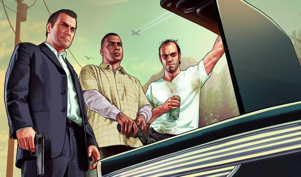 ¡Grand Theft Auto V ha vendido más de 100 millones de copias!