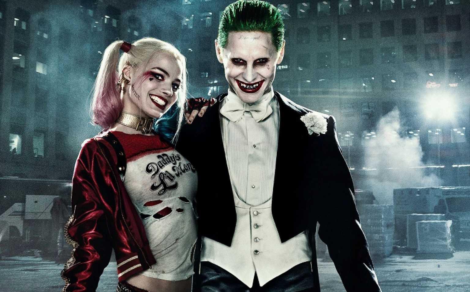 joker y harley quinn pubg