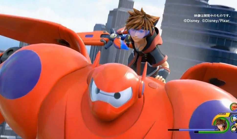Kingdom Hearts III contará con este impresionante reparto de actores de doblaje