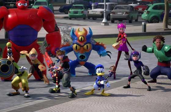 Kingdom Hearts III:  Se muestra la portada, nuevo tráiler y modo foto