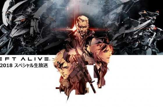 Left Alive muestra un extenso gameplay durante el Tokyo Game Show 2018