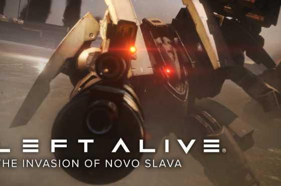 Left Alive muestra un nuevo tráiler: La invasión de Novo Slava