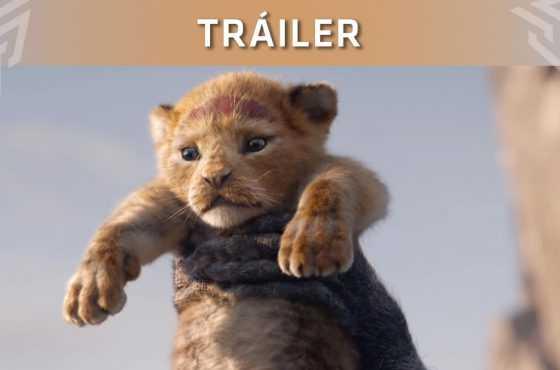 Disney presenta el tráiler de la película live-action de El Rey León
