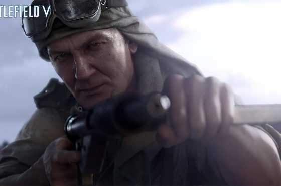 Los personajes de «Historias de Guerra» de Battlefield V hablarán su propio idioma