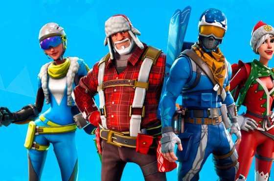 Rumores indican que Fortnite: Battle Royale podría tener una blanca navidad