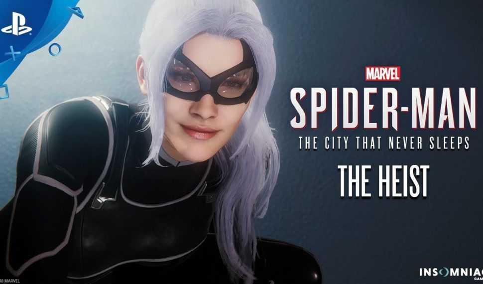 Marvel's Spider-Man muestra un teaser de su primer DLC: The Heist