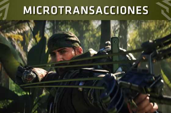 Call of Duty: Black Ops 4 habilita las famosas microtransacciones