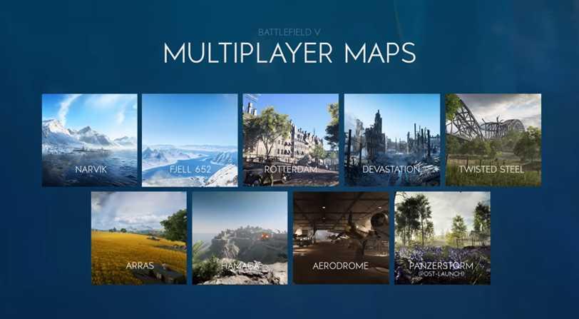 mapas battlefield v