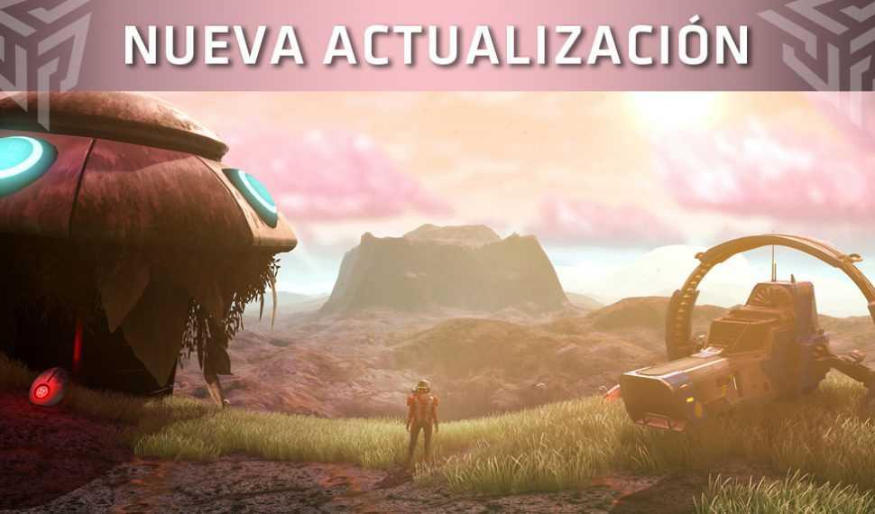 Hello Games presenta la actualización «Visions» para No Man's Sky