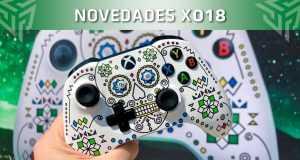 xbox novedades x018