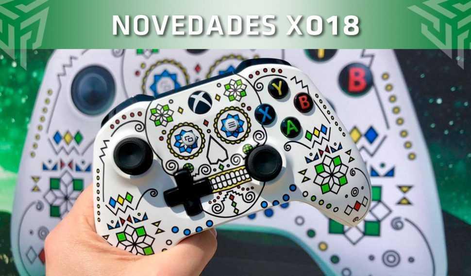 Xbox presenta grandes novedades en el X018