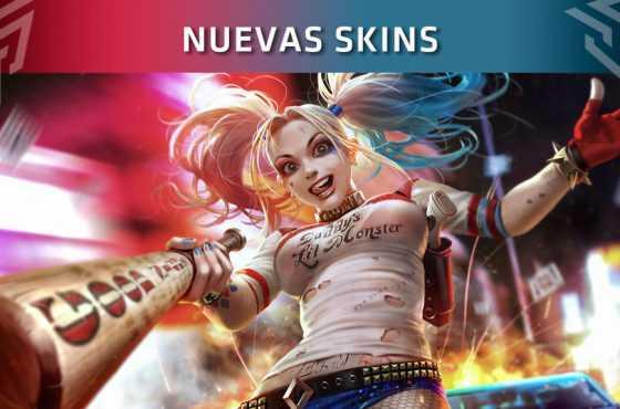 Harley Quinn y el Joker aterrizan en PlayerUnknown's Battlegrounds