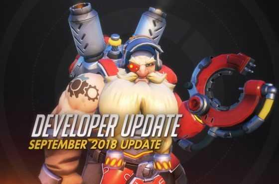 Overwatch: Estos son los cambios que Torbjörn sufrirá tras su rework
