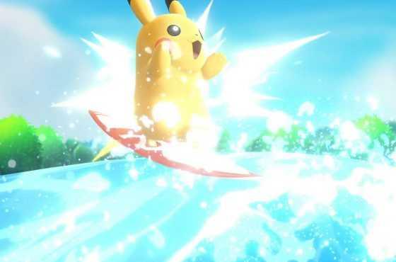 Pokémon Let's Go revela nuevos detalles del sistema de combate
