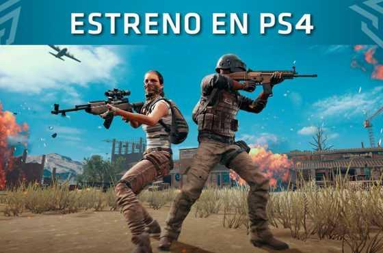 OFICIAL: PlayerUnknown's Battlegrounds llega a PlayStation 4 en diciembre