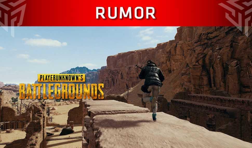 [Rumor] PlayerUnknown's Battlegrounds podría llegar a PlayStation 4 en diciembre