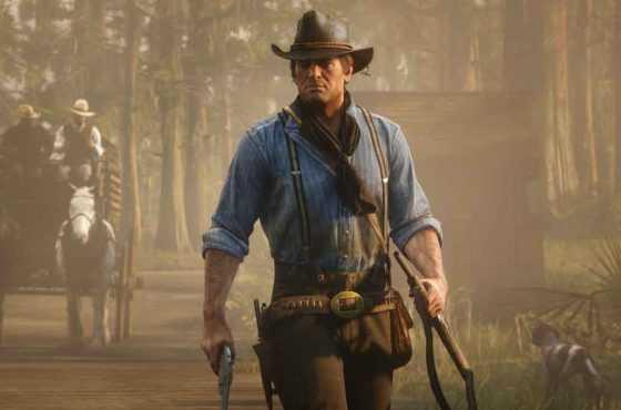 Red Dead Redemption 2 dispara la búsqueda de porno de vaqueros en Pornhub