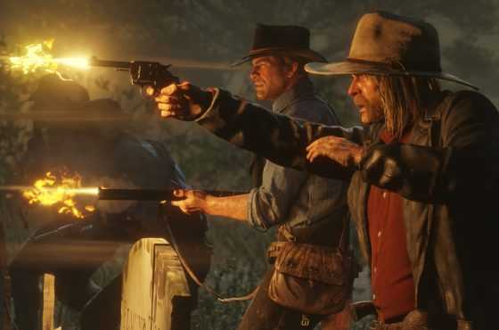 Take-Two anuncia que Red Dead Redemption 2 supera en ventas a su antecesor