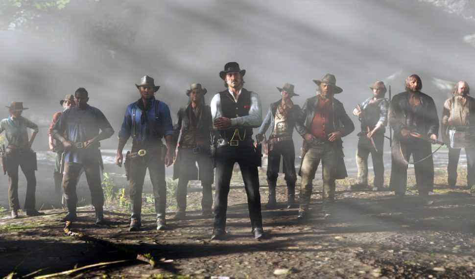 Red Dead Online estará disponible el 27 de noviembre