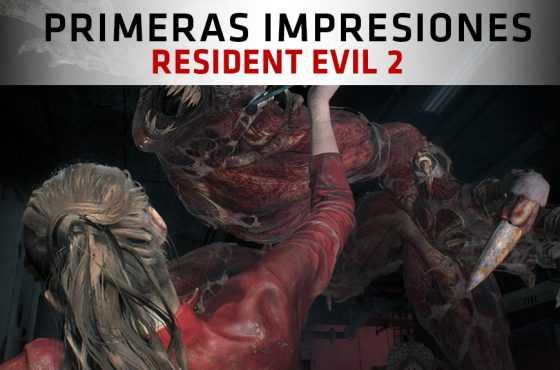 Primeras impresiones de la campaña de Claire en Resident Evil 2 remake