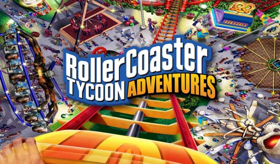 RollerCoaster Tycoon Adventures llegará a Nintendo Switch el 29 de diciembre