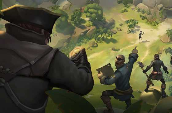 Sea of Thieves se embarca en el competitivo con The Arena
