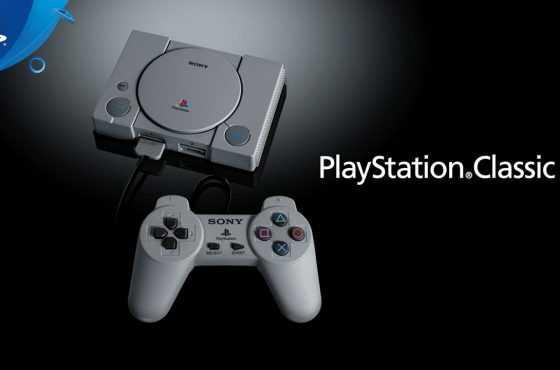 Sony presenta PlayStation Classic, una versión mini de la PlayStation Original