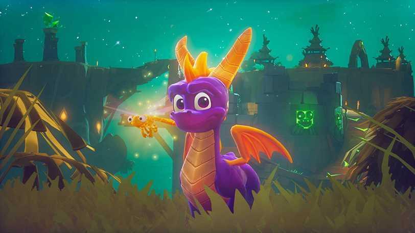 Spyro: Reignited Trilogy aterriza en todo el mundo