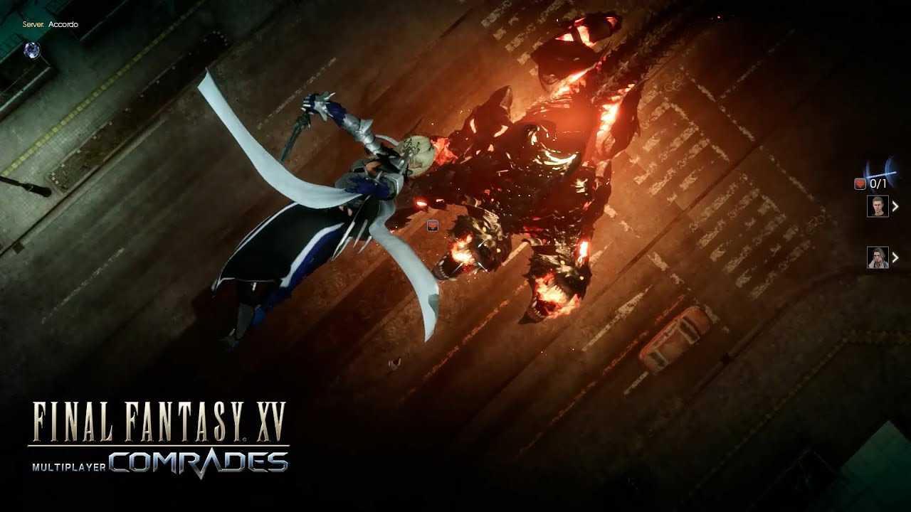 Final Fantasy XV Hajime Tabata