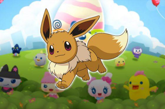 Pokémon podría estar preparando un tamagotchi dedicado a Eevee