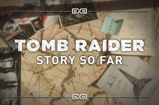Tomb Raider resume su historia antes del lanzamiento de Shadow of the Tomb Raider